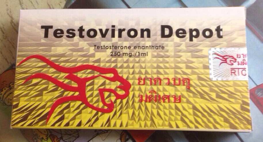 Testosterone Enanthate from Hong Kong (real or fake?)