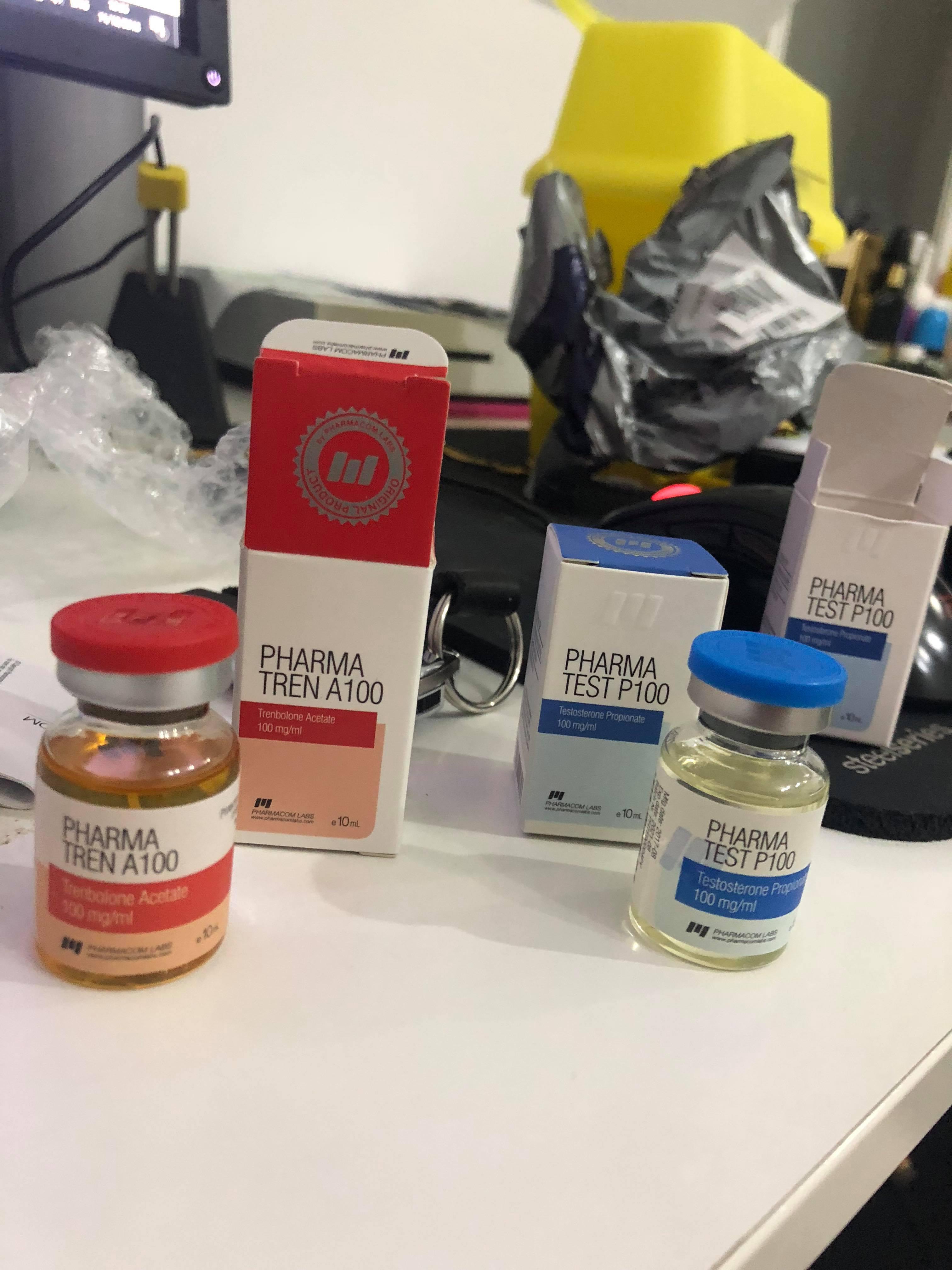 Pharmacom Tren A + Test P