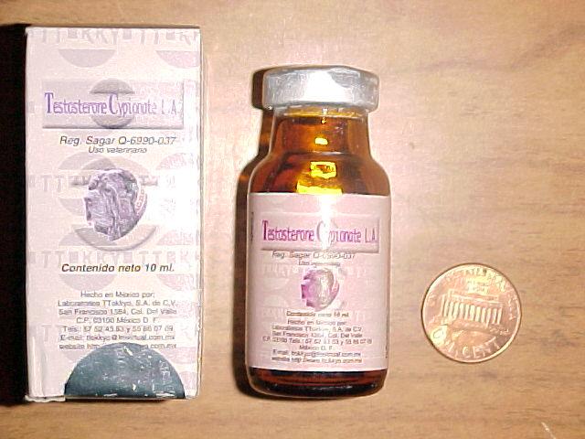 Testosterone Cypionate L.A. from ttokkyo