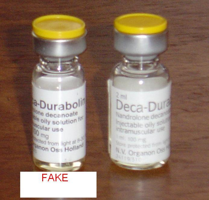 Organon Deac-Durabolin REAL or FAKE !! need help