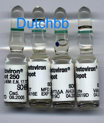 Testoviron-e 300 mg capsules