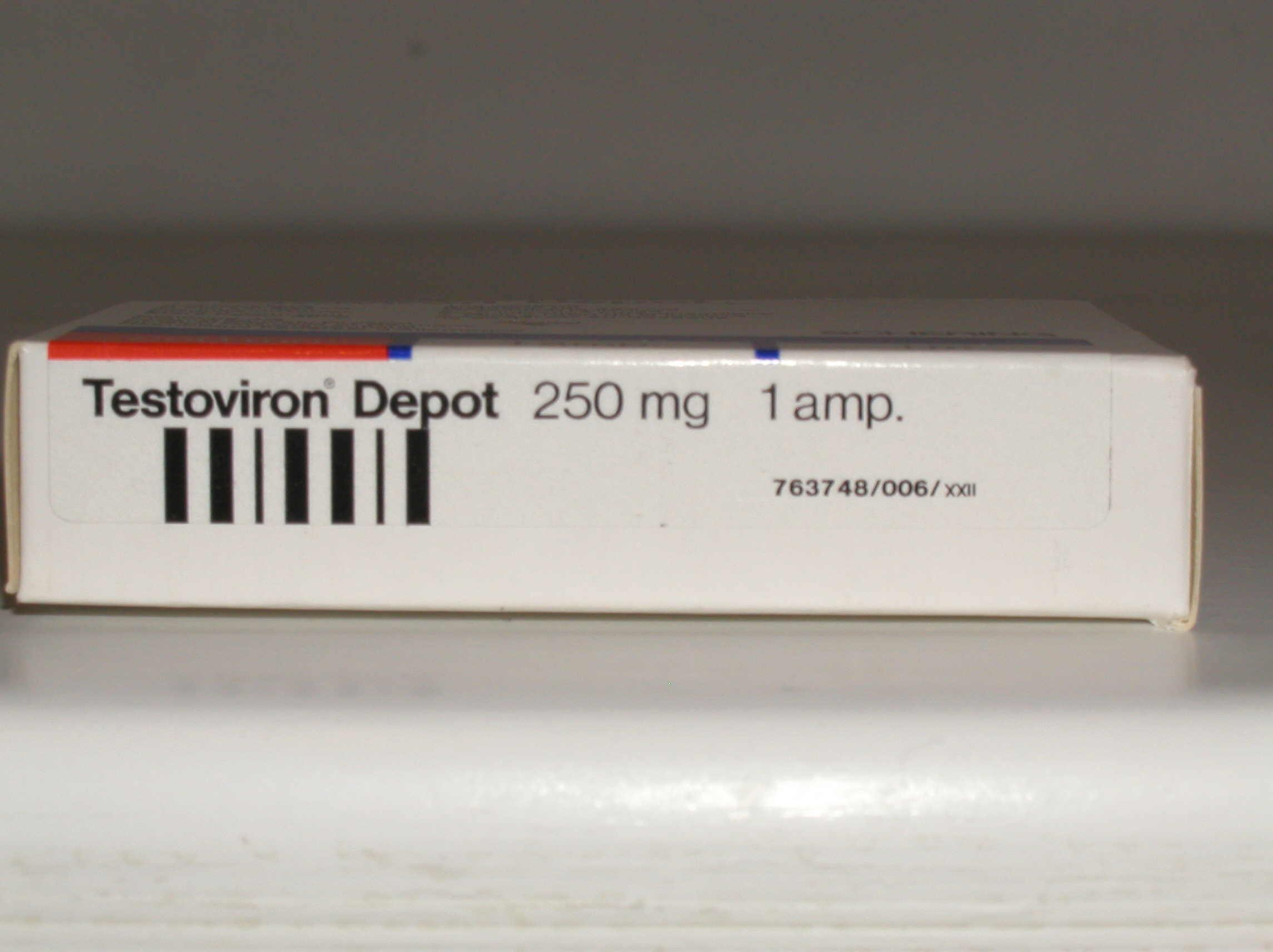 Testoviron Depot Help