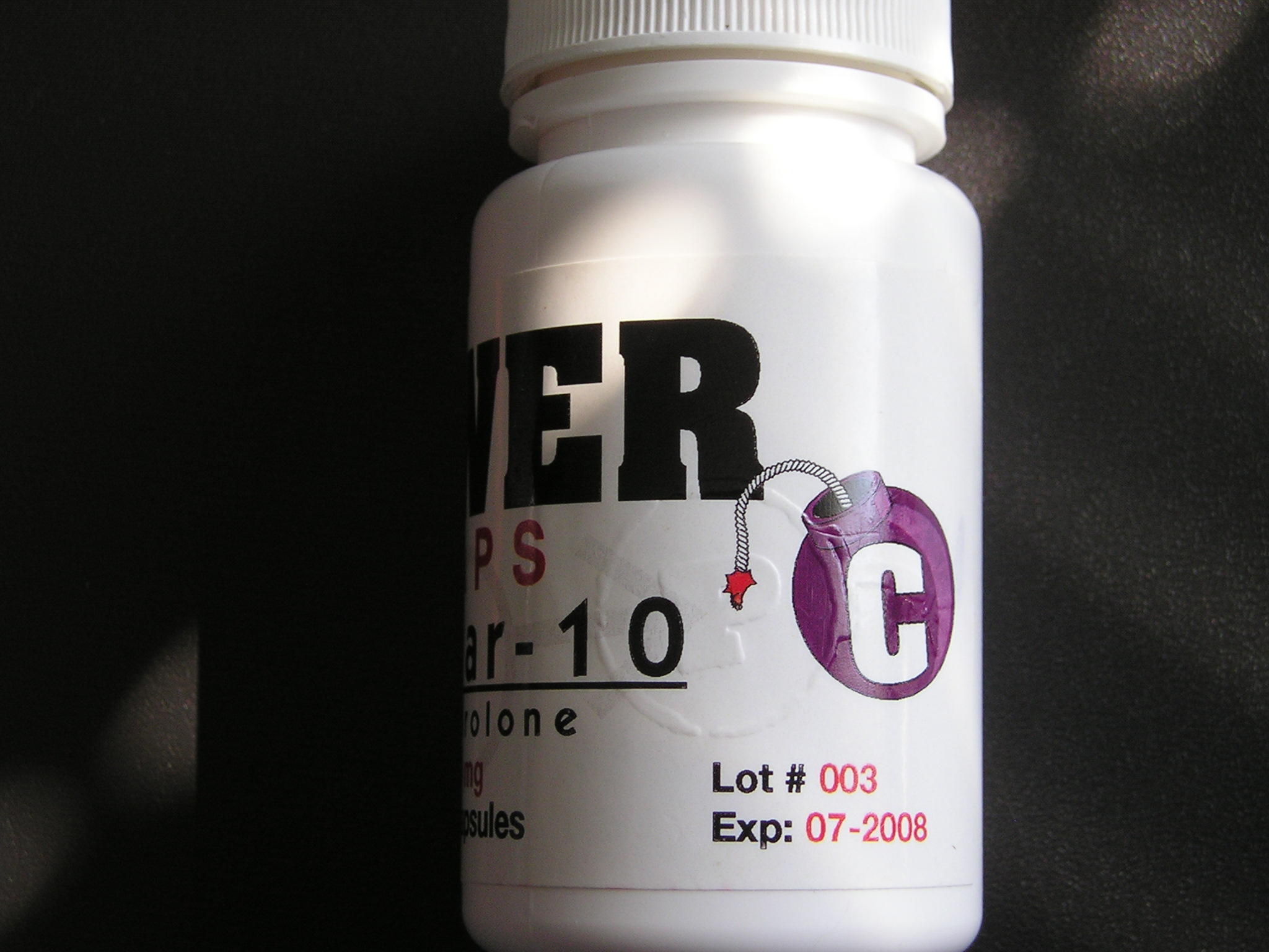 10 mg dbols