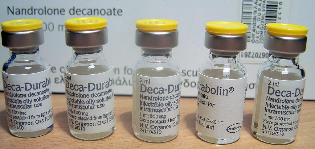 hmmm yellow top deca (organon)?