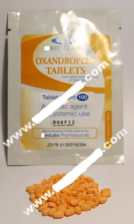 oxandrolone steroidology