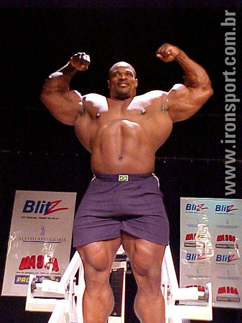 Ronnie Coleman pics for BigKev