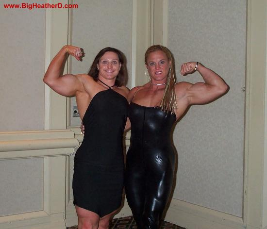 Heather Darlingstrongest woman in the world?