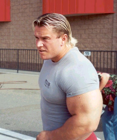 Displaying (18) Gallery Images For Lee Priest Off Season