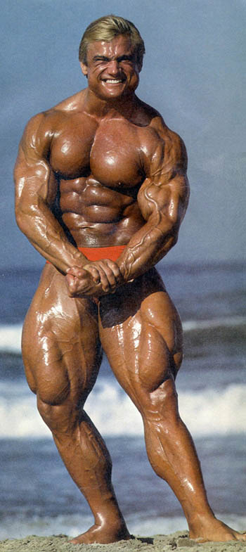 What the F*CK happend to Tom Platz?