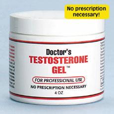 Doctors Fda Approved Testosterone Gel