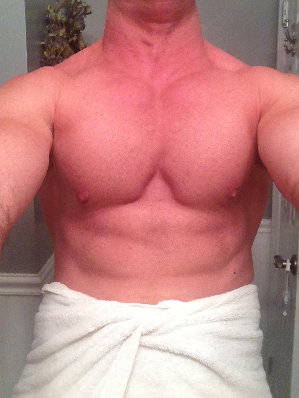 Weak chest