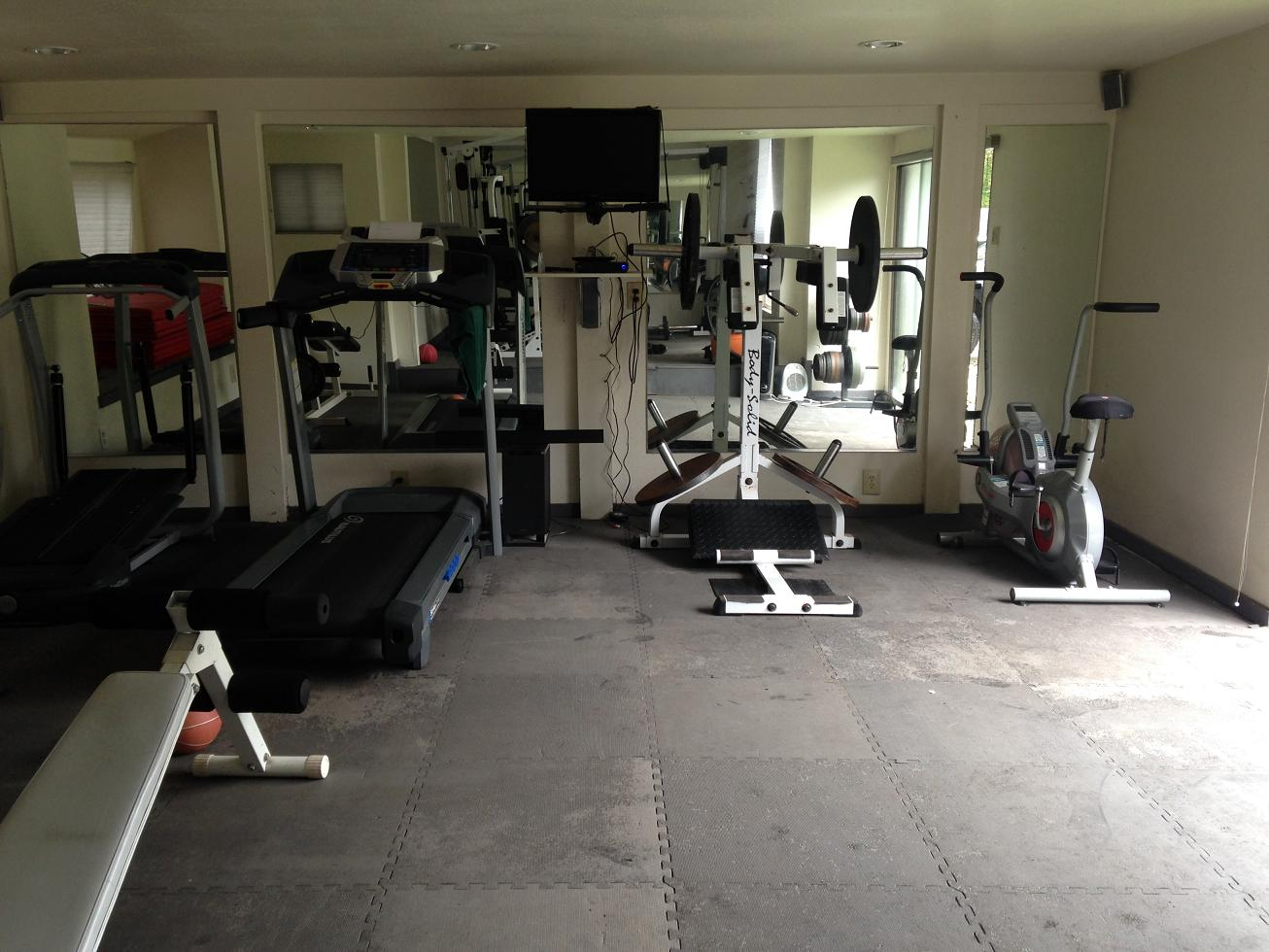 Home Gym Home Gyms